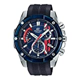 Casio Edifice Analog Blue Dial Men's Watch - EFR-559TRP-2ADR (EX425)