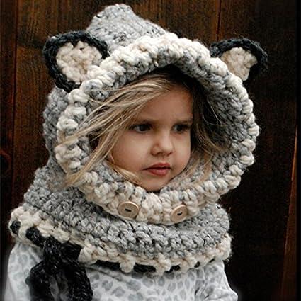Accessories Baby Toddler Kids Boy Girl Knitted Crochet Beanie Winter Warm Hat Baby Hats Cap Baby Winter Hat Bonnet Enfant 15 Modern Techniques Mother & Kids