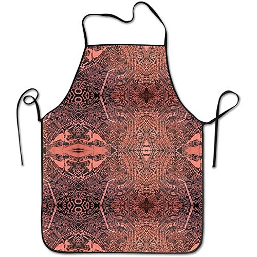 Mydufish Apron Unisex Kitchen Vintage Aprons Cityspace Words Chef Apron Cooking Apron Barbecue Vintage Aprons