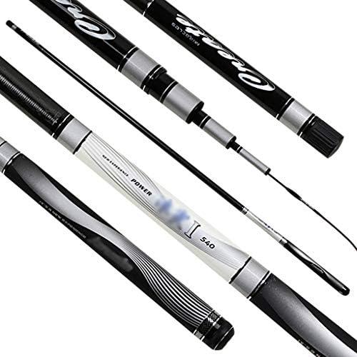 釣り竿 釣り竿 高度なカーボンファイバーカーボンクロス 超硬手錠 釣り道具 様々な場所に適しています (28) 7.2 juiy0326