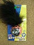 Kitty Freak Ladybug Cat Toy, My Pet Supplies