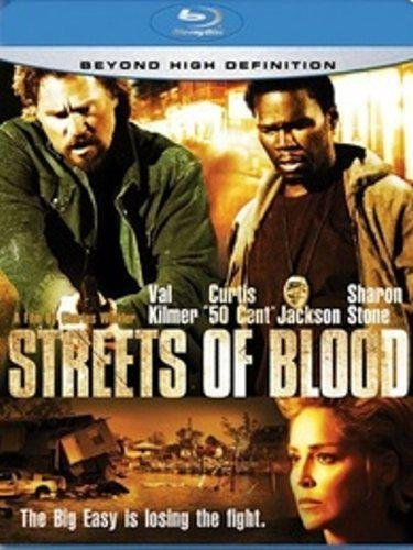 STREETS OF BLOOD - BLU RAY [Blu-ray]