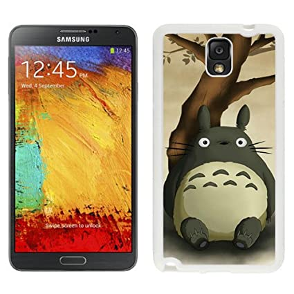 Amazon.com: DIY Galaxy Note 3 Case Design with Totoro Cell ...