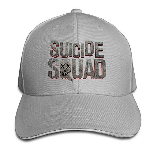 Custom Costumes Edmonton 2016 (NNTBJ Adjustable Sanwich Hunting Peak Hat & Cap Suicide Squad)