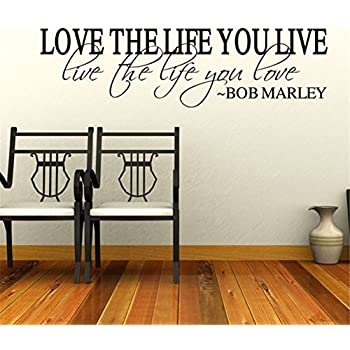 Amazon.com: Bob Marley Quote- You Never Know How Strong You Are ...