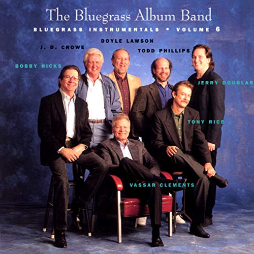 (The Bluegrass Album, Vol. 6: Bluegrass Instrumentals)