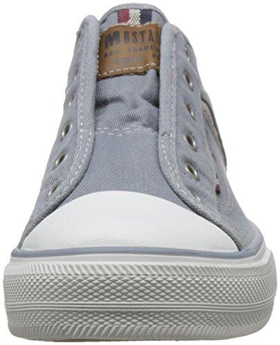 Mustang Damen 1272-401-932 Slip On Sneaker Grau