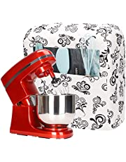 Stand Mixer Dust Cover Cotton Quilted Kitchen Aid Mixer Cover for Kitchen aid to Keep Clean and Safe,Compatible with All 6-8 Quart Kitchen Aid Mixers