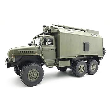 Fernbedienung Spielzeug 2019 Mode Crawler Kommunikation Geländewagen Geschenk Befehl Armee Rc Auto Lkw Militärische Auto