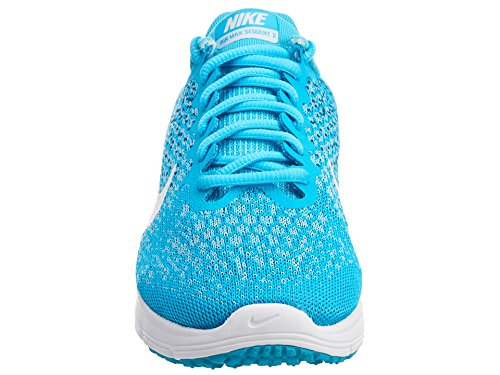 NIKE Womens Air Max Sequent 2 Running Shoe Chlorine Blue/White QkzJLj