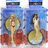 SEGA MELTY BLOOD ActCadenza Melty Blood Act Cadenza EX Summer Beach Figure whole set of 2