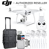 DJI Phantom 4 PRO V2.0/Version 2.0 Quadcopter Waterproof Rolling Case Ultimate Bundle