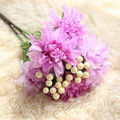 Zhudj El Lai Ramos De Flores Flores De Emulación Seco