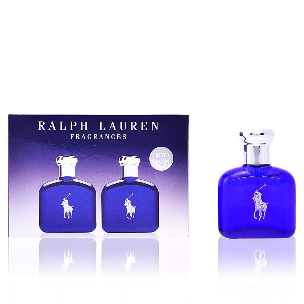 Ralph Lauren Polo Blue Lote - 2 Unidades: Amazon.es: Belleza