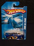 Hot Wheels 2008-061 All Stars Blue '41 1941 Willys 1:64 Scale