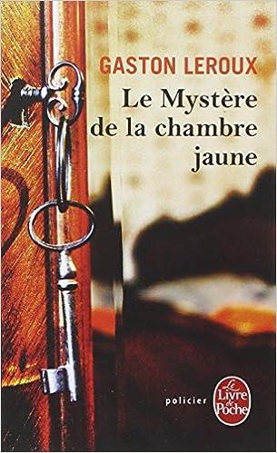 Lire un Le Mystère de la chambre jaune epub pdf