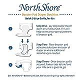NorthShore Disposable Baby Diaper Doubler