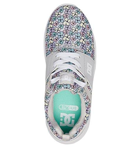 DC Shoes Mädchen Heathrow Flach Multi