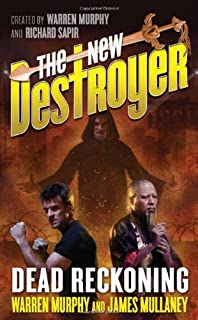 The New Destroyer: Choke Hold (The Destroyer)
