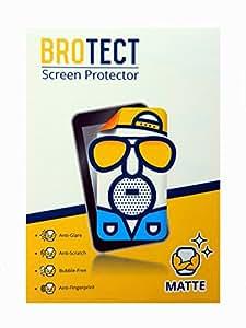 2x BROTECT Mate Láminas de protección para Trekstor eBook Reader Pyrus Mini (Mate, Antireflejos, Antihuellas, Fácil Montaje)