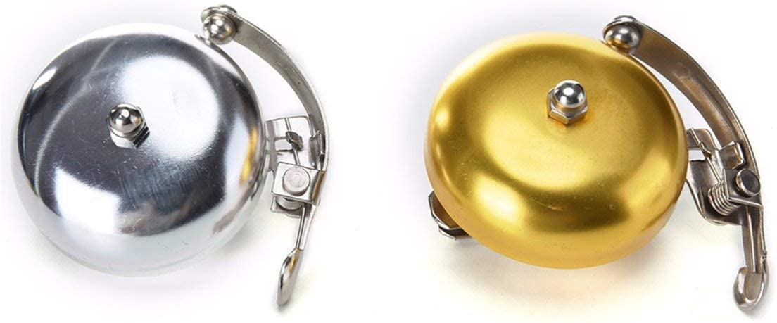 Vintage Classic Bicycle Bell Ring Cycling Bike Brass Retro Upgrades Parts Cycling Bike Warning Horn Loud