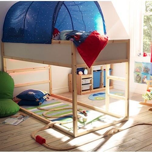 What is the best twin bed tent for kids amazon pacific Twin bed tent ikea