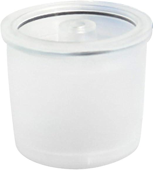 HANGON Behogar - Filtro de cápsulas reutilizable recargable para ...