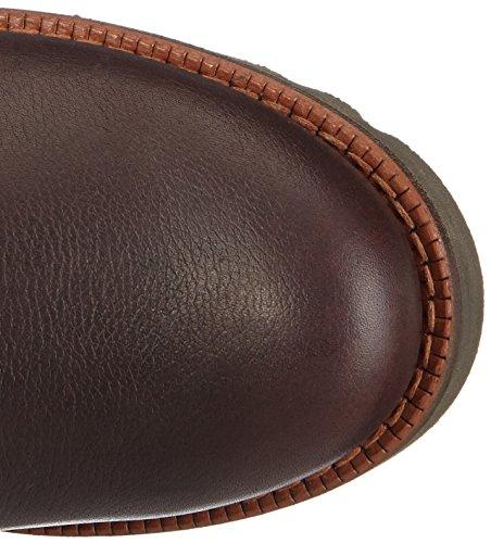 Panama Jack Ferggy Damen Warm gefüttert Schlupfstiefel Langschaft Stiefel & Stiefeletten Braun (Brown)