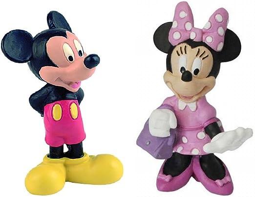 Amazon.com: Disney – Fiesta de cumpleaños de Mickey y Minnie ...