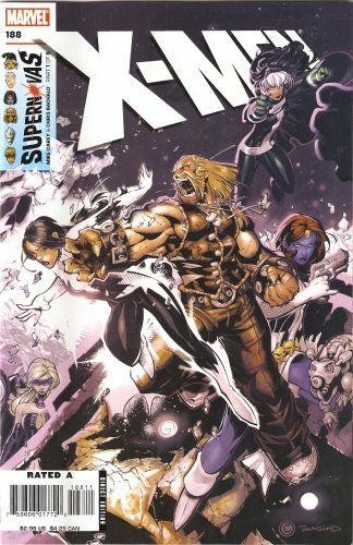 X-Men #188 (Supernovas Part 1 of 6) PDF