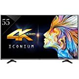 Vu VU55XT780 140 cm (55 inches) 4K Ultra HD LED Smart TV (Black)