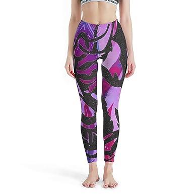 Charzee Pantalones Largos de Yoga para Mujer, de Baloncesto ...