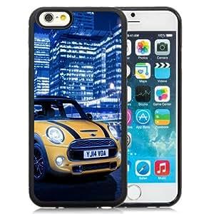 Beautiful Custom Designed Cover Case For iPhone 6 4.7 Inch TPU With Mini Cooper S 2014 Phone Case Kimberly Kurzendoerfer