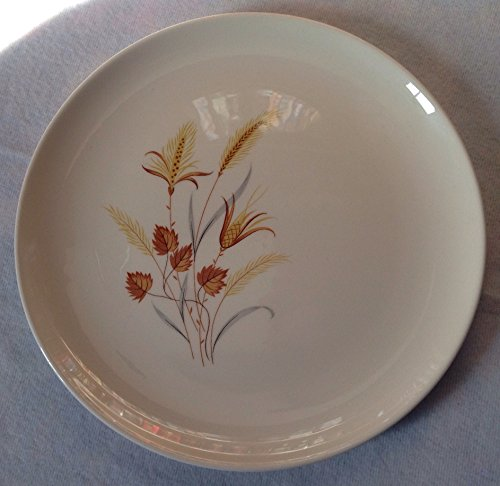 Ever Yours, Autumn Harvest One Dinner Plate