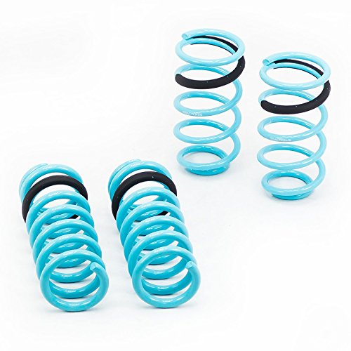 Godspeed TRACTION-S SPRINGS FOR Ford Mustang 1987-1993 , 94-04 gsp set kit ()
