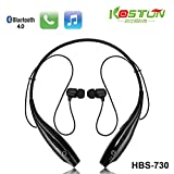 Lg Electronics Hbs-730 Tone+ Stereo Bluetooth Headset - Retail Packaging - White Color