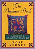 Applique Book, Rose Verney, 0679732802