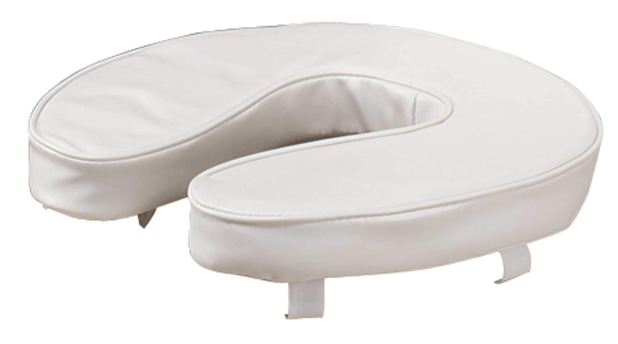Fox Valley Traders EZ Rise Cushioned Toilet Seat by Fox Valley Traders