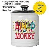 Cottage Creek Bingo Gifts Bingo Money Jar/Round