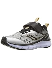 Saucony Boy's Liteform Miles A/C Running Shoes