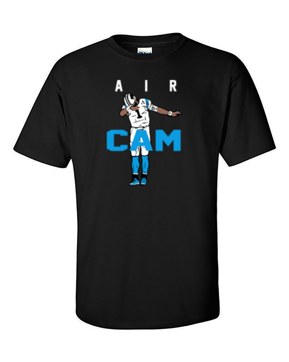 The Silo Black Carolina Cam Dab On Em T-Shirt