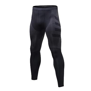 YanHoo Pantalones de Hombre Pantalones de Entrenamiento Ajustados ...