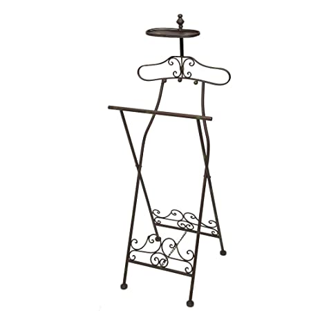Ambiente Haus ambiente haus 92027 valet stand 120 cm amazon co uk