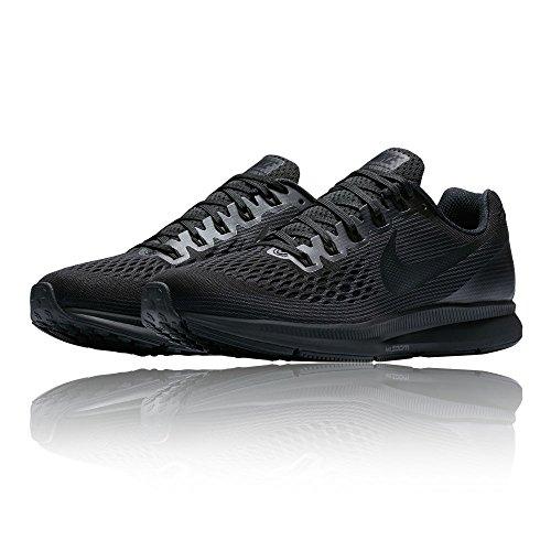 Nike Herren Air Zoom Pegasus 34 Laufschuhe Schwarz (Blackdark  Greyanthracite 003)