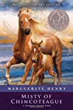Misty of Chincoteague, Marguerite Henry, 0027436225