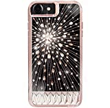 Case-Mate iPhone 8 Case - LUMINESCENT - Light Up Crystals - Protective Design for Apple iPhone 8 - Luminescent