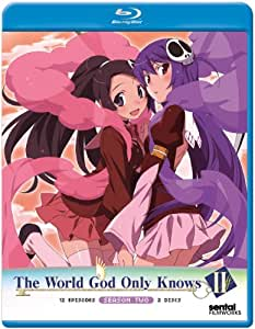 The World God Only Knows: Season 2 [Blu-ray]