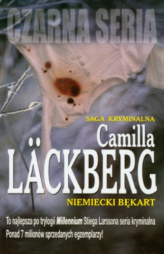 Niemiecki bekart (polish) - Camilla Lackberg