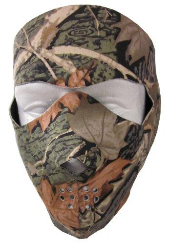 SkulSkinz - Full Face Hunting Mask - Camo