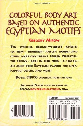 Egyptian Tattoos (Dover Tattoos): Amazon.es: Gregory Mirow: Libros ...